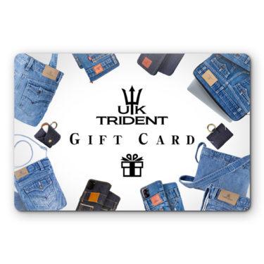 UK Tridentギフトカード